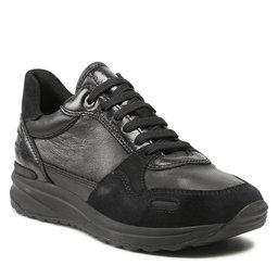 Geox Laisvalaikio batai Geox D Airell A D162SA 08522 C9997 Black