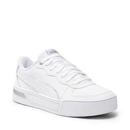 Puma Снікерcи Puma Skye Metallic 374797 01 Puma White/White/Puma Silver