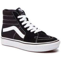 Vans Laisvalaikio batai Vans Comfycush Sk8-Hi VN0A3WMBVNE1 (Classic) Black/True Whit