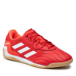 adidas Взуття adidas Copa Sense. 3 In Sala FY6192 Red/Ftwwht/Solred