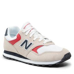 New Balance Laisvalaikio batai New Balance ML393VA1 Smėlio