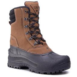 CMP Снігоходи CMP Kinos Snow Boots Wp 3Q48867 Castoro P758