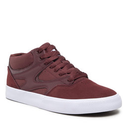 DC Laisvalaikio batai DC Kalis Vulc Mid ADYS300622 Burgundy (Bur)