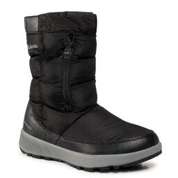 Columbia Sniego batai Columbia Paninaro™ Omni-Heat™ Pull On BL0118 Black/Stratus 010