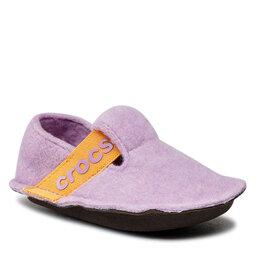 Crocs Тапочки Crocs Classic Slipper K 205349 Orchid