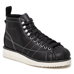 adidas Взуття adidas Superstar Boot H00241 Cblack/Owwhite/Owwhite