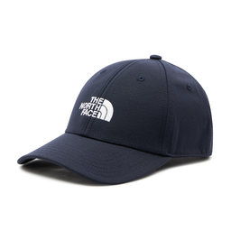 The North Face Kepurė su snapeliu The North Face Rcyd 66 Classic Hat NF0A4VSVRG11 Aviator Navy