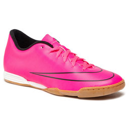 Nike Batai Nike Mercurial Vortex II Ic 651648 660 Hyper Pink/Hyper Pink/Blk/Blk