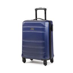 Wittchen Мала тверда валіза Wittchen 56-3A-651-90 Cиній