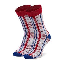 Cup of Sox Високі шкарпетки unisex Cup of Sox Krata Na Lata Czerwone