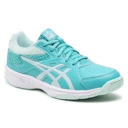 Asics Взуття Asics Court Slide Gs 1044A007 Techno Cyan/Bio Mint 301