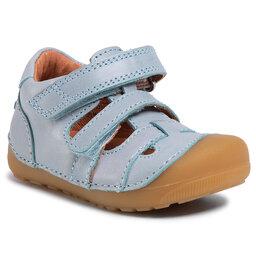 Bundgaard Босоніжки Bundgaard Petit Sandal BG202066 M Jeans Mint 617