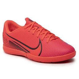 Nike Batai Nike Jr Vapor 13 Academy Ic AT8137 606 Laser Crimson/Black