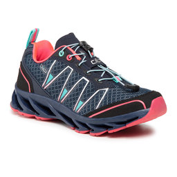 CMP Трекінгові черевики CMP Kids Altak Trail Shoe 30Q9674J Navy/Pink/Fluo/A.Marina 98BD