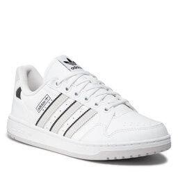 adidas Взуття adidas Ny 90 Stripes H03095 Ftwwht/Greone/Cblack