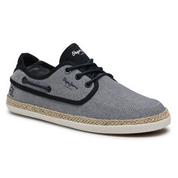 Pepe Jeans Еспадрильї Pepe Jeans Maui Boat Chambray PMS30713 Chambray 564