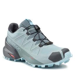 Salomon Взуття Salomon Speedcross 5 W 414623 Slate/Trooper/Crystal Blue