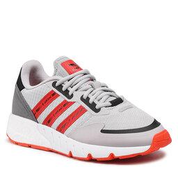 adidas Взуття adidas Zx 1K Boost GZ9079 Grey Two/Semi Solar Red/Cloud White