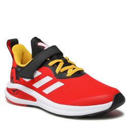 adidas Batai adidas Firta Run Mickey El C H68111 Red