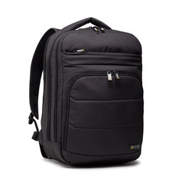 National Geographic Рюкзак National Geographic Backpack 2 Compartments N00710.06 Black