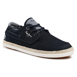 Pepe Jeans Еспадрильї Pepe Jeans Maui Boat PMS30712 Navy 595