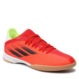 adidas Batai adidas X Speedflow.3 In J FY3314 Red/Cblack/Solred