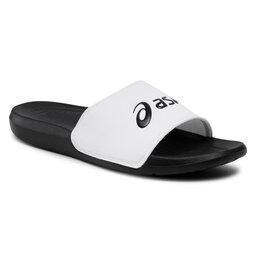 Asics Šlepetės Asics AS003 1173A006 White/Black 101