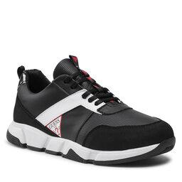 Guess Laisvalaikio batai Guess FJRIC8 ELE12 BLACK