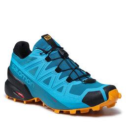 Salomon Взуття Salomon Speedcross 5 414620 26 V0 Crystal Teal/Barrier Reef/Golden Oak