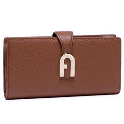 Furla Великий жіночий гаманець Furla Sofia Grainy WP00022-HSF000-03B00-1-007-020-CN-P Cognac