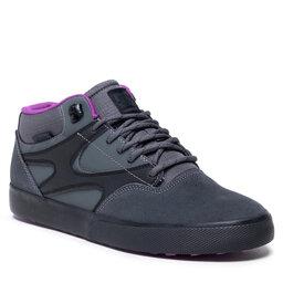 DC Laisvalaikio batai DC Kalis Vulc Mid Wnt ADYS300641 Dark Grey/Black (DGB)