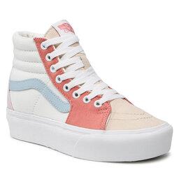Vans Laisvalaikio batai Vans Sk8-Hi Platform 2 VN0A3TKN9MK1 (Twill) Pastel Block/Trwht