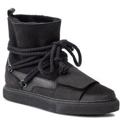 Inuikii Batai Inuikii Sneaker 50202-50 Space Black