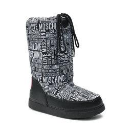 LOVE MOSCHINO Взуття LOVE MOSCHINO JA24012G1DISB00A Nero