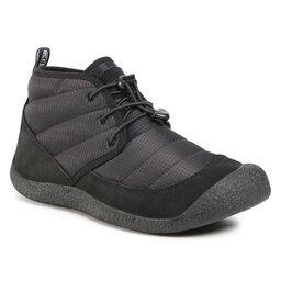 Keen Auliniai batai Keen Howser II Chukka 1023815 Black/Black