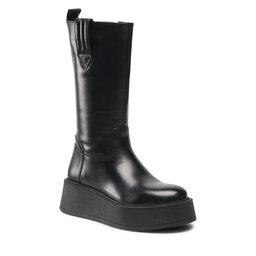 Tamaris Aulinukai Tamaris 1-25447-37 Black Leather 003