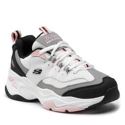 Skechers Снікерcи Skechers Fresh Diva 149492/WBPK White/Black/Pink