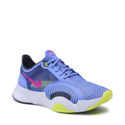 Nike Взуття Nike Superrep Go CJ0860 500 Sapphere/Red Plum