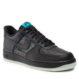 Nike Batai Nike Air Force 1' 07 Black/Black