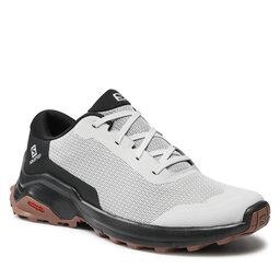 Salomon Трекінгові черевики Salomon X Reveal 412732 26 M0 Lunar Rock/Black/Acorn