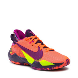 Nike Взуття Nike Freak 2 Se (Gs) CZ4177 800 Bright Mango/Red Plum/Volt