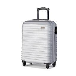 Wittchen Мала тверда валіза Wittchen 56-3A-311-01 Сірий