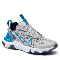 Nike Batai Nike React Vision (GS) CD6888 011 Grey Fog/Imperial Blue