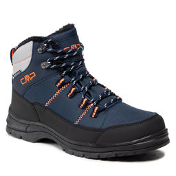 CMP Turistiniai batai CMP Kids Annuuk Snow Boot Wp 31Q4954J Black Blue N950