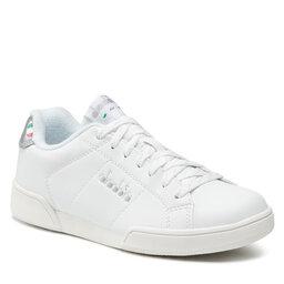 Diadora Laisvalaikio batai Diadora Impulse Wn 101.177714 01 C6103 White/Silver