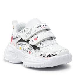 Primigi Laisvalaikio batai Primigi 8462022 Bian