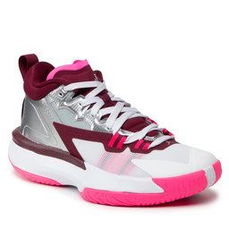Nike Batai Nike Jordan Zion 1 (Gs) DA3131 100 White/Metallic Silver