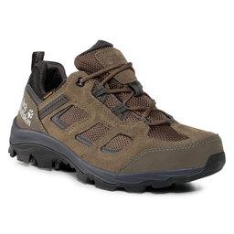 Jack Wolfskin Трекінгові черевики Jack Wolfskin Vojo 3 Texapore Low M 4042441 Khaki/Phantom