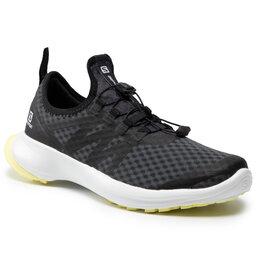 Salomon Взуття Salomon Sense Flow 2 412186 27 W0 Ebony/White/Charlock