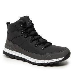 Elbrus Turistiniai batai Elbrus Efate Mid Black/Dark Grey